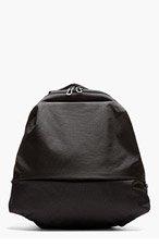 COTE & CIEL Black Meuse Backpack for men