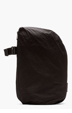 COTE & CIEL Black Twin Touch Memory Isar Rucksack for men