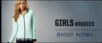 Girls Hoodies