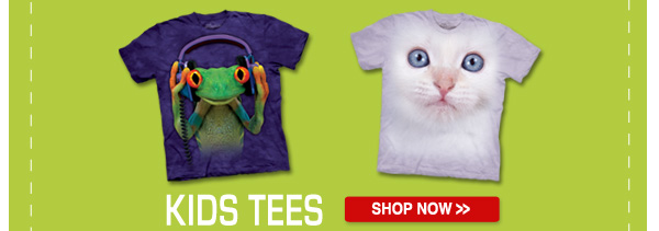 KIDS TEES: Shop now