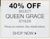 Shop 40% off Queen Grace