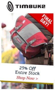 Shop Timbuk2 25% Off