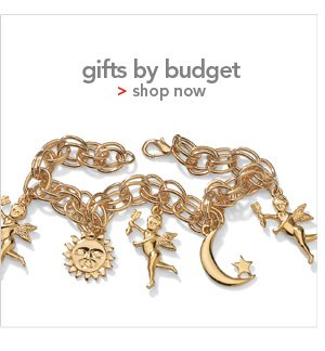 Shop Gifts by Budget