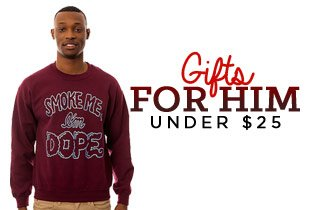 Holiday Shops: Gifts for Him Under $25
