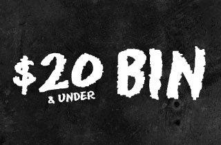 $20 and Under Bin