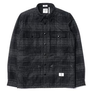"Bedwin ""Richards"" L/S Flannel CPO Shirt"