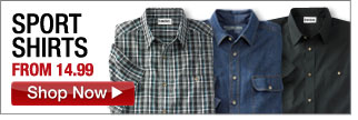 sport shirts from 14.99 - click the link below