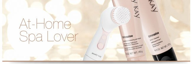 Gift-giving is more colorful and less hassle with Mary Kay.