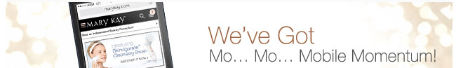 We've got Mo...Mo...Mobile Momentum