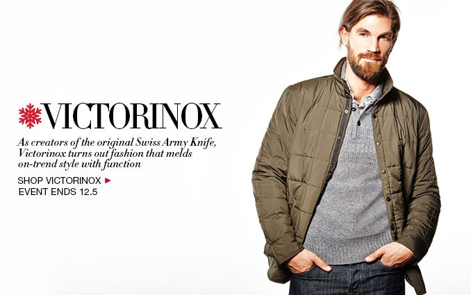 Shop Victorinox for Men