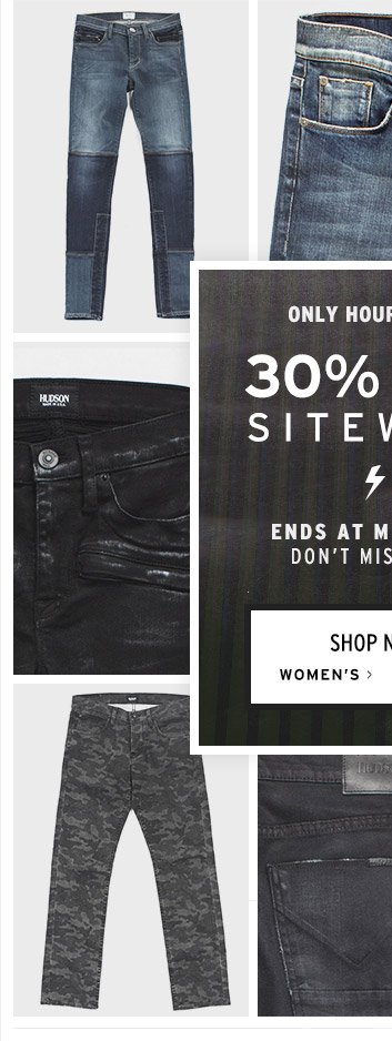 30% Off Sitewide - Women's