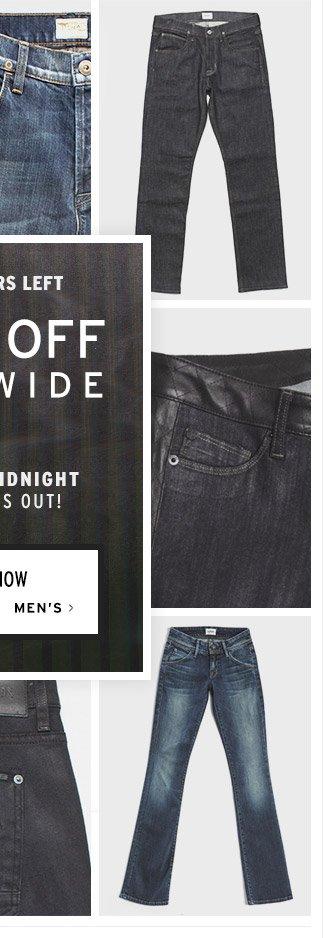 30% Off Sitewide - Men's