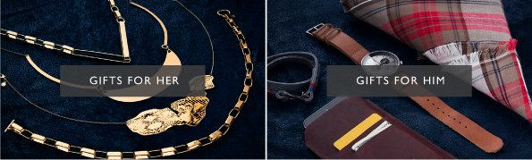 Gifts For Her & Him