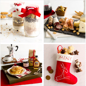A Very Gourmet Christmas: Gift Baskets to Brunch