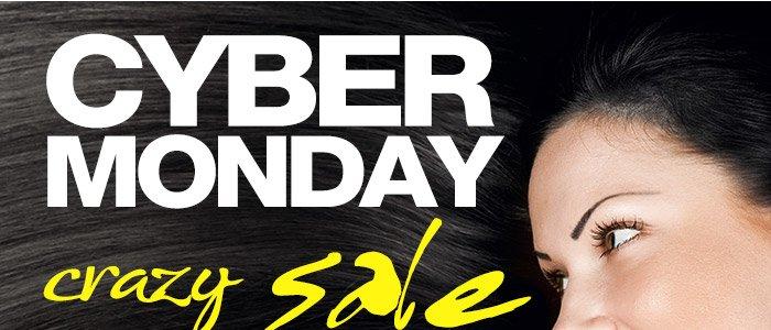 Cyber Monday Crazy Sale