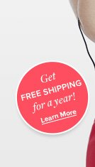 Get Free Shipping for a Year