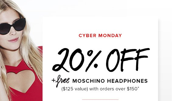 CYBER MONDAY - Get Headphones with Qualifying Rental