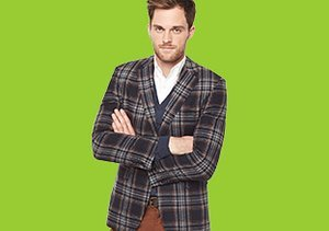Simon Spurr: Suits & Sportcoats