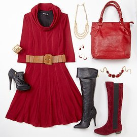 Style Guide: Cranberry Red