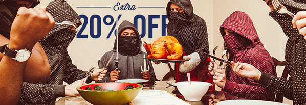 Shop NEW ARSNL: A Very Ninja Holiday