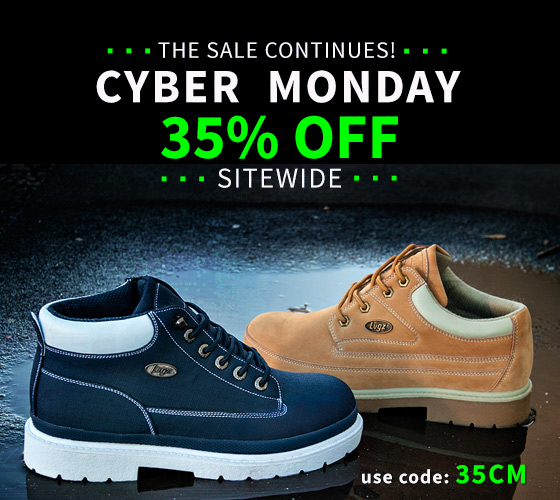 Shop 35% Off for Cyber Monday