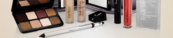 TRISH'S NEW POWER OF MAKEUP® PLANNER CYBER COLLECTION
