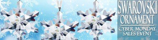 Swarovski Crystal Ornaments at Crazy-Low Prices!