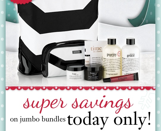 super savings on bundle bundles today only