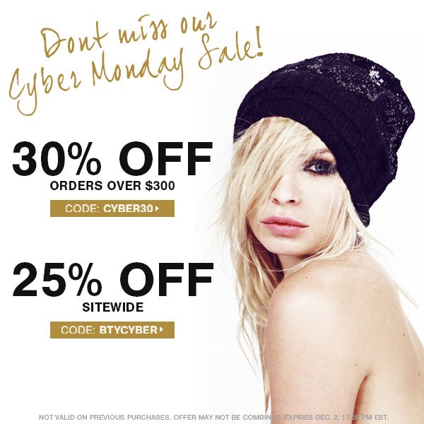 Shop the Cyber Monday Sale at Boutique To You!
