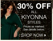 Shop 30% off Kiyonna