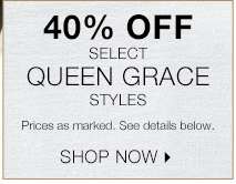 Shop 40% off Queen Grace