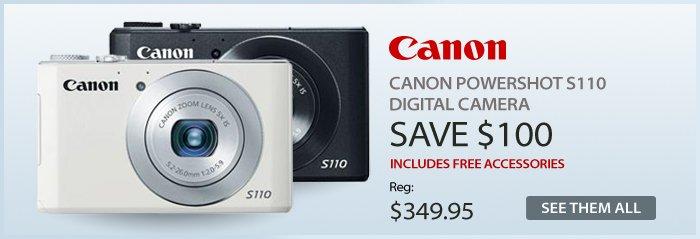 Adorama - Canon Powershot S110