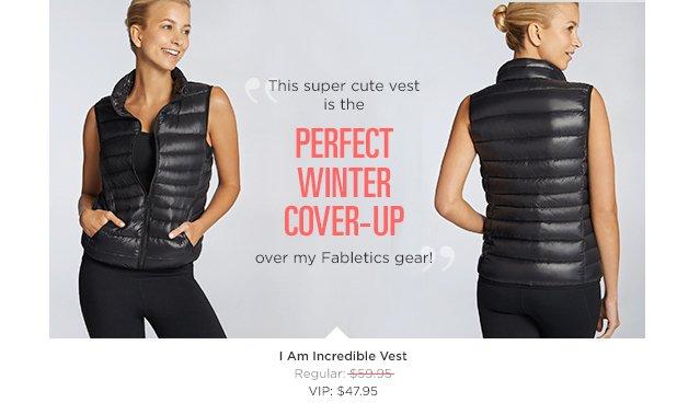 I Am Incredible Vest