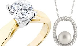Holiday Diamonds and Pearls