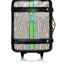 DISTURBED STRIPE MONOGRAM WHEELIE