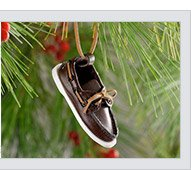 FREE SPERRY ORNAMENT