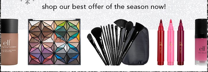 shop our best offer of the season now!