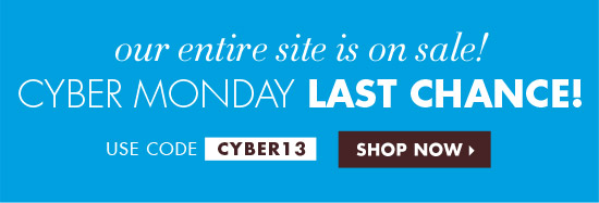 OUR ENTIRE SITE IS ON SALE! SHOP NOW