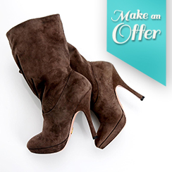 Make An Offer Sales!: Women's Designer Boots