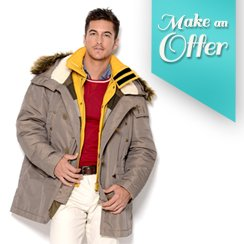 Make An Offer Sales!: Cold Weather Essentials For Him