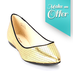 Make An Offer Sales!: Women's  Designer Flats