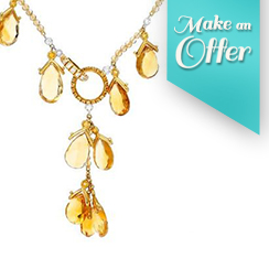 Make An Offer Sales!: Luxury Jewelry