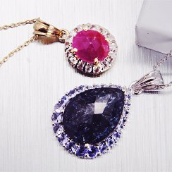 Sapphires & Rubies Blowout