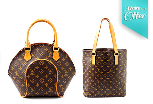 Make An Offer Sales!: The Louis Vuitton Monogrammed Handbag