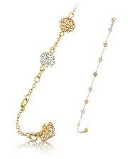 Pop Multi Bracelet gold plated