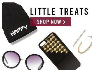 Little Treats! Shop Now
