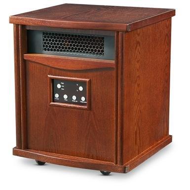 Lifesmart® Power Plus-6 Infrared Heater