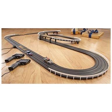 NASCAR® Turbo Racers Slot Car Set
