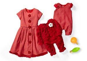 Isabel Garreton for Girls & Baby