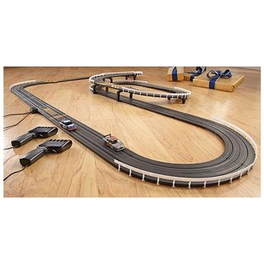 NASCAR® Turbo Racers Slot Car Set